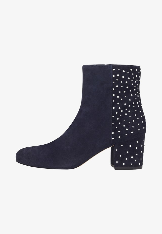 QUAZILIA - Classic ankle boots - french navy