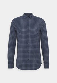 Only & Sons - ONSTONY LIFE CHECKED - Skjorta - dress blues - 4