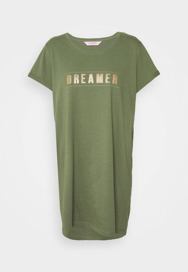NIGHTIE NECK - Noční košile - four leaf clover