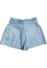 Roxy - SALENTO PLAYA - Denim shorts - light blue - 6