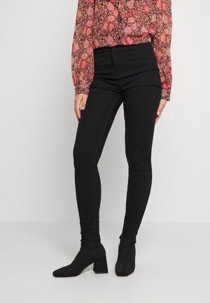 PCHIGHFIVE FLEX ULTRA HIGH  - Jeans Skinny Fit - black