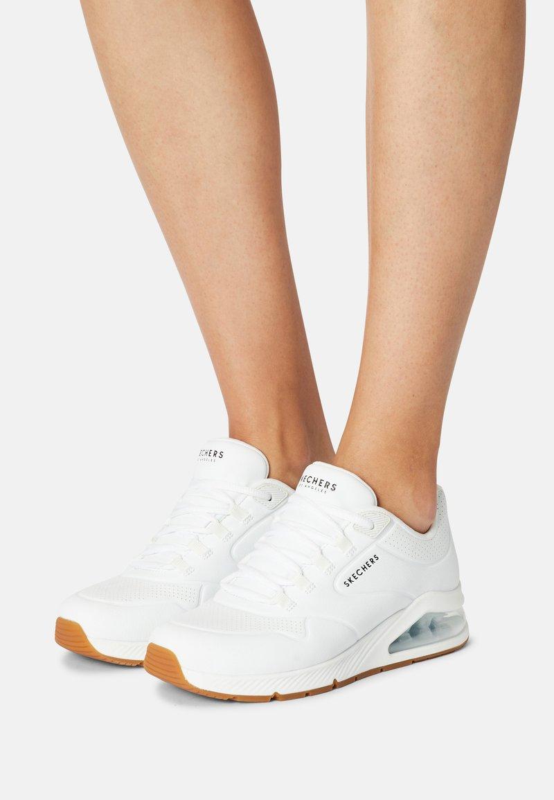 Skechers Sport - UNO 2 - Sneakers laag - white