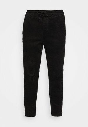 ONSLINUS LIFE CROPPED - Kalhoty - black