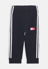 adidas Performance - Tracksuit - mottled grey/dark blue - 2