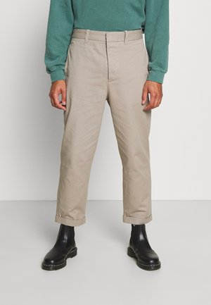 CRATE TROUSER - Chino - pier grey