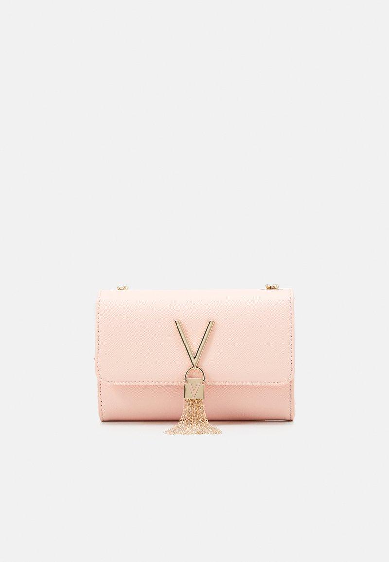 Valentino Bags - DIVINA - Across body bag - cipria