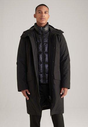 CRIMSON - Winter coat - schwarz