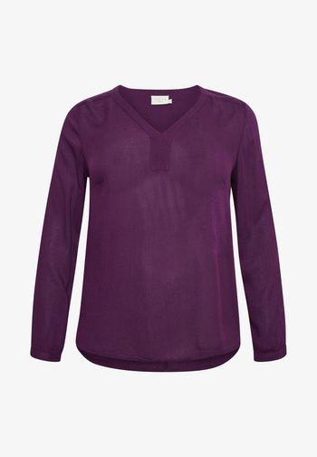 KCAMI LS - Blouse - purple