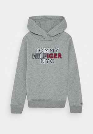 GRAPHIC HOODIE - Hoodie - grey