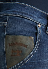 Pioneer Authentic Jeans - STAN - STRAIGHT FIT - Straight leg jeans - stone used - 6