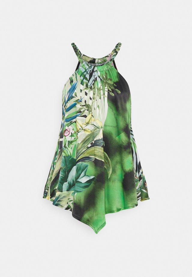 HAMAICA - Bluse - green