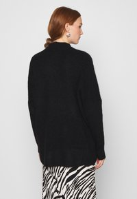 Selected Femme - SLFLULU ENICA  - Jumper - black - 2