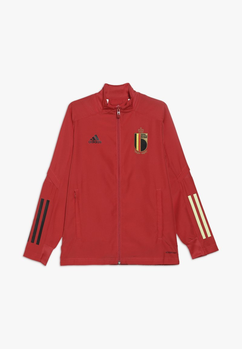 adidas Performance - BELGIUM RBFA PRESENTATION JACKET - Training jacket - red