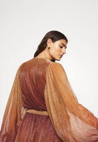 InWear - GIZELA DRESS - Suknia balowa - cayenne ombre - 4