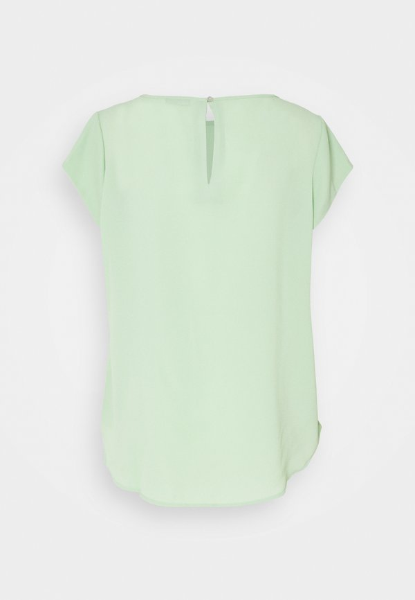 ONLY ONLNOVA LUX SOLID - T-shirt basic - sprucestone/zielony FPDR