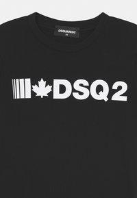 Dsquared2 - UNISEX - Print T-shirt - black - 2