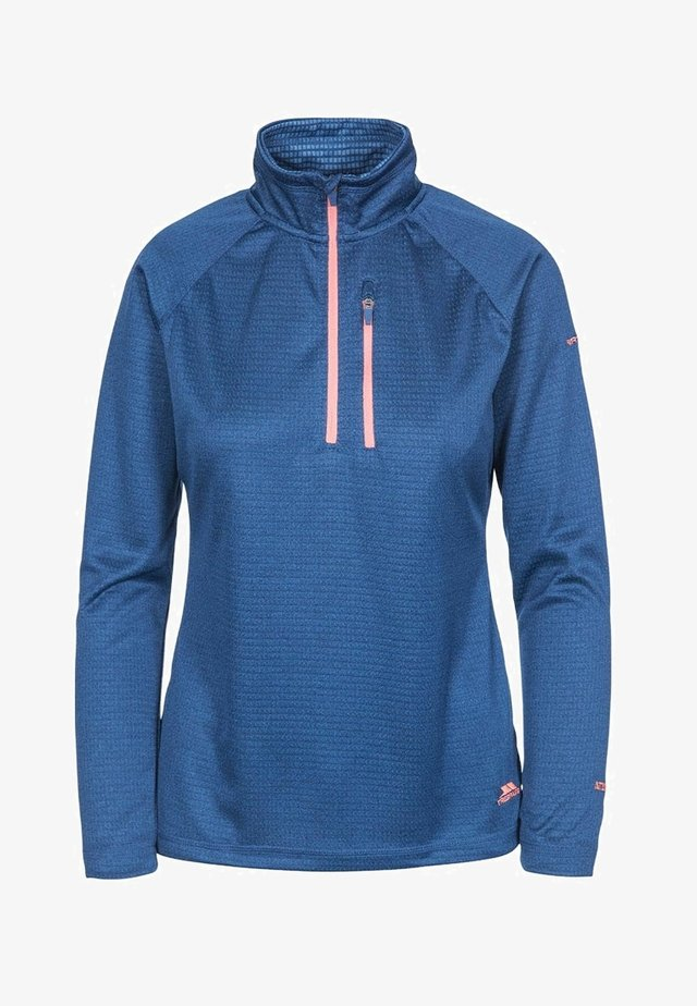 LOPEZ  - Long sleeved top - blue