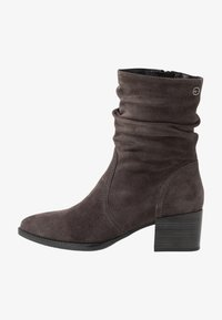 Tamaris - Classic ankle boots - anthracite - 1
