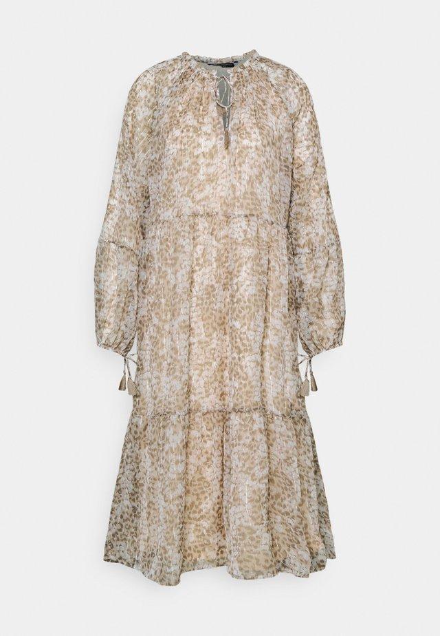 Korte jurk - portobello