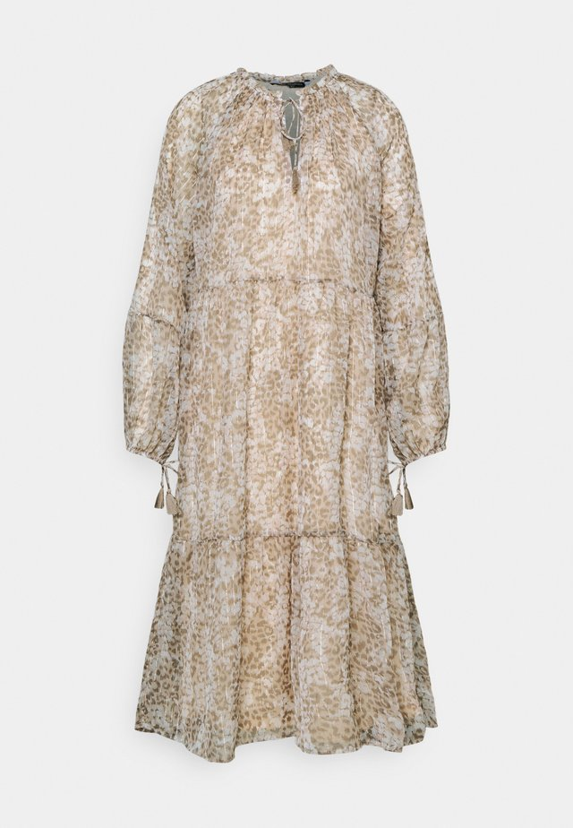 Day dress - portobello