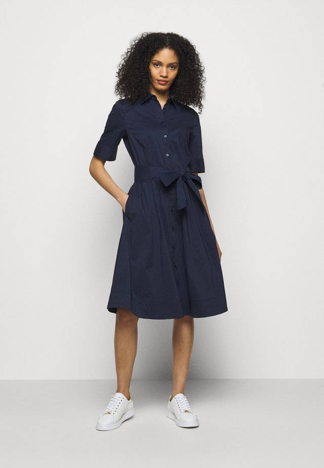 Robe chemise - french navy
