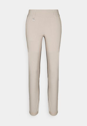 MAGIC PANTS - Pantaloni - sandy