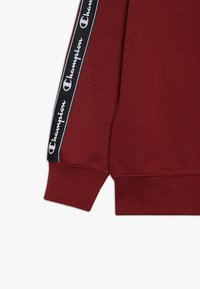 Champion - AMERICAN CLASSICS PIPING CREWNECK  - Sudadera - bordeaux - 3