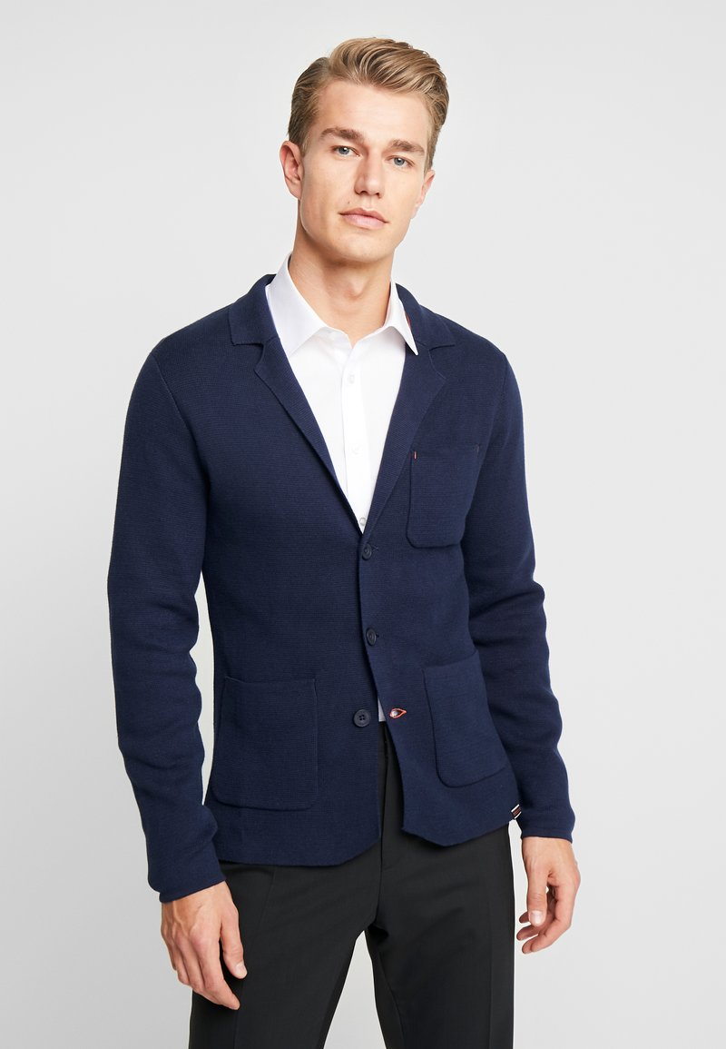 Casual Friday - BLAZER - Blazer jacket - night navy
