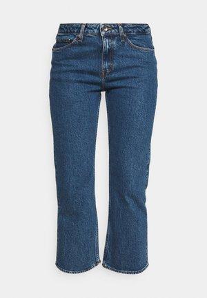 AZE        - Jeans a zampa - medium blue