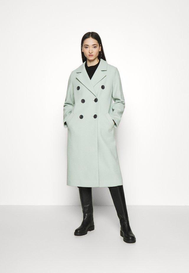 Classic coat - pistachio