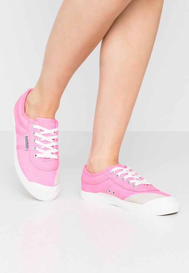 Sneakers laag - knockout pink