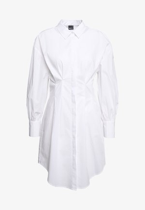 ANNA DRESS - Shirt dress - offwhite