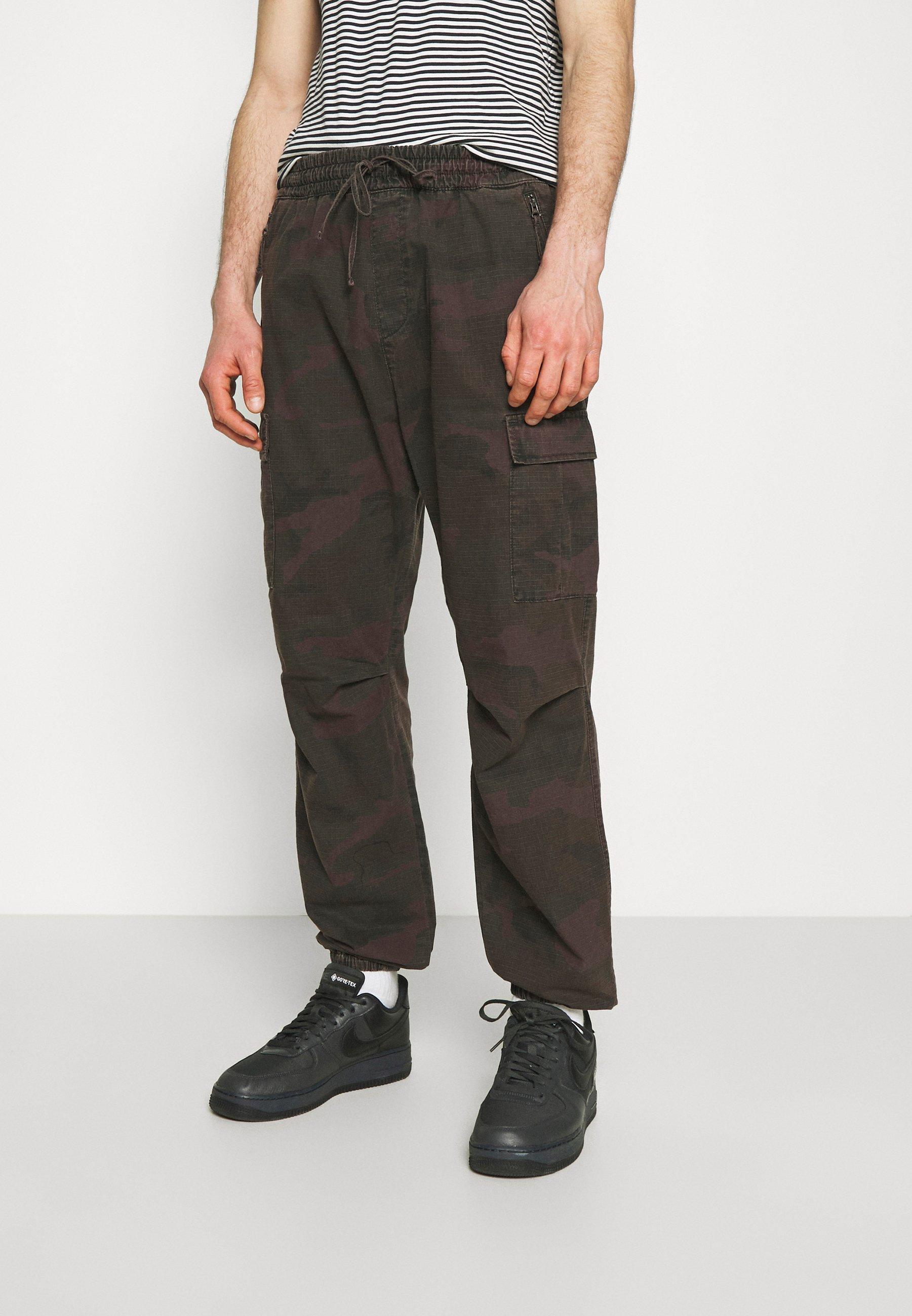 Men JOGGER COLUMBIA - Cargo trousers