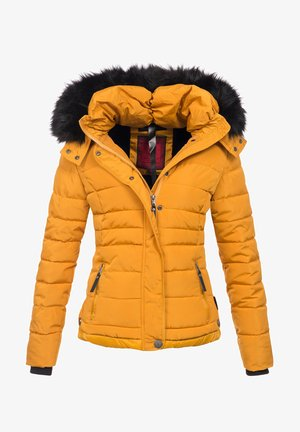 Winter jacket - gelb