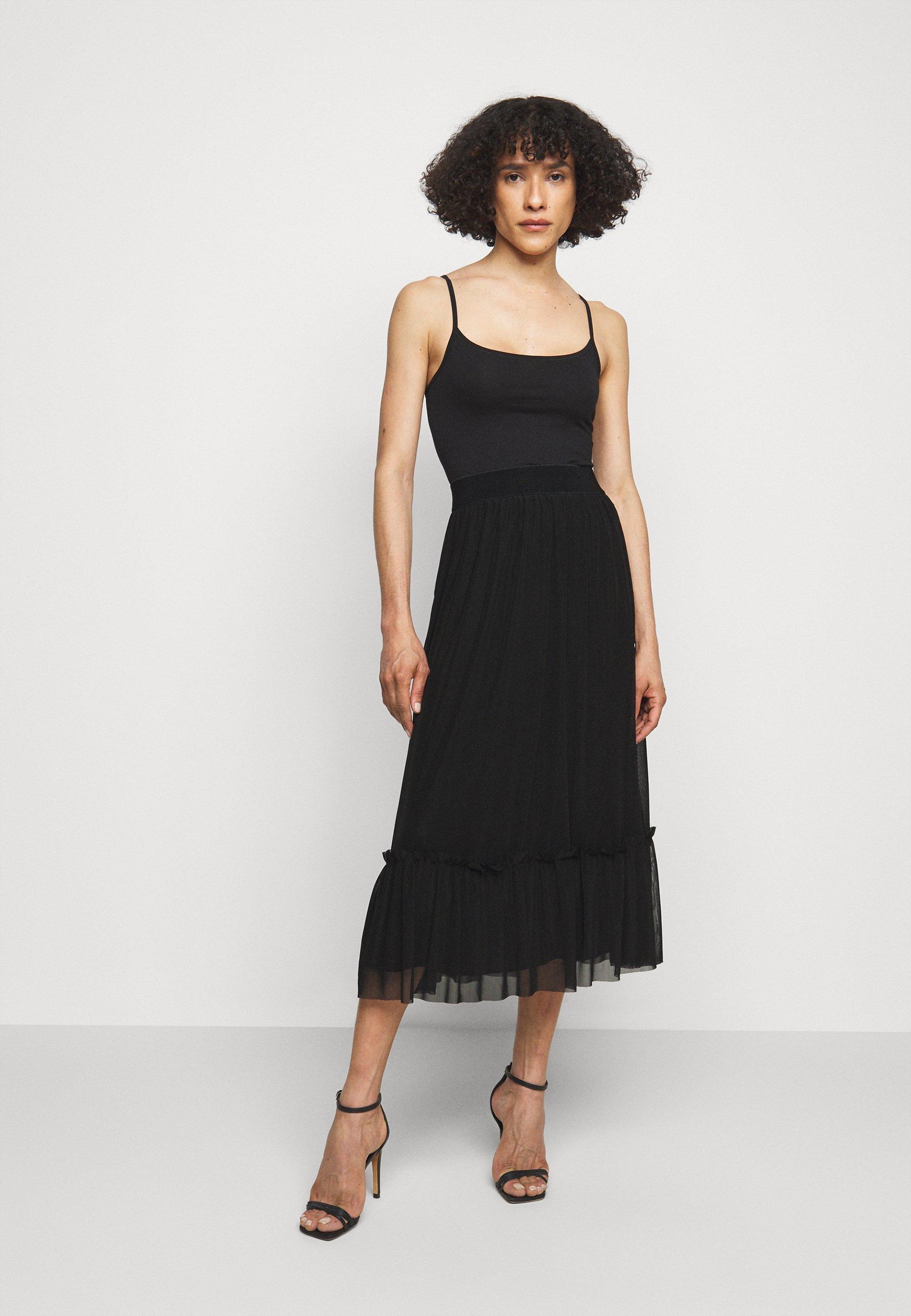 Women THORA FLOUNCE SKIRT - A-line skirt