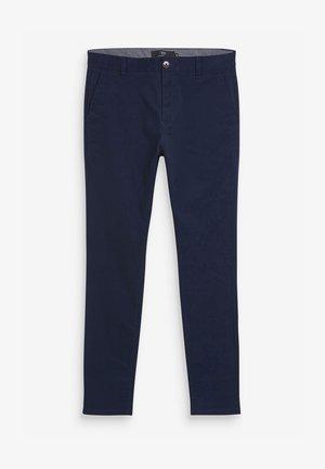 SLIM FIT - Pantaloni - royal blue