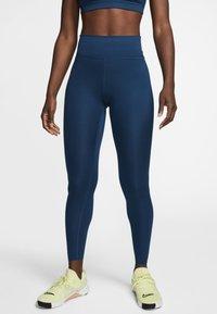 Nike Performance - ONE LUXE - Medias - valerian blue - 0