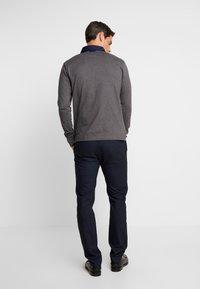 GANT - THE ORIGINAL HEAVY RUGGER - Polo shirt - charcoal melange - 2