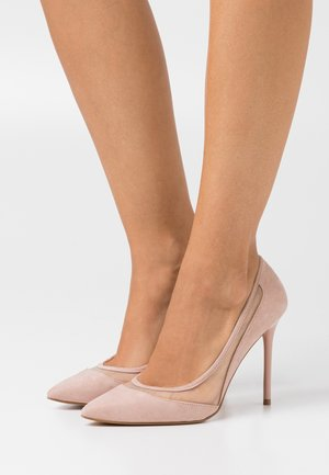 High heels - light pink