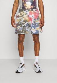 BDG Urban Outfitters - JOGGER UNISEX - Shorts - dark tie dye - 0