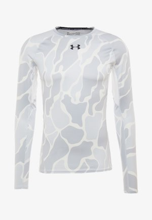 Rashguard - white/black