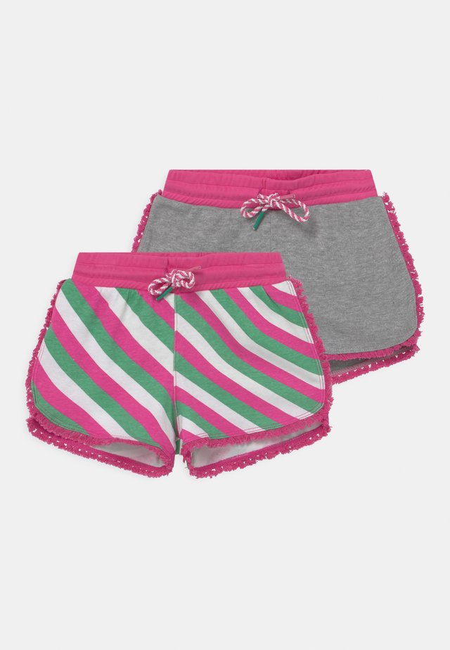 SMALL GIRLS 2 PACK - Shorts - azalea pink