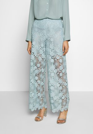 FLOR - Trousers - light blue