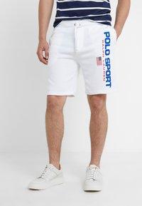 Polo Ralph Lauren - Pantalon de survêtement - white - 0
