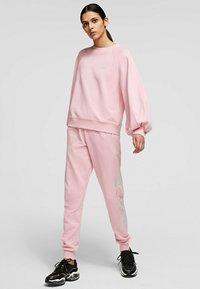 KARL LAGERFELD - Sweatshirt - pink - 1