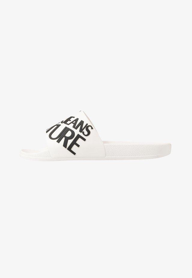 Sandales de bain - bianco ottico