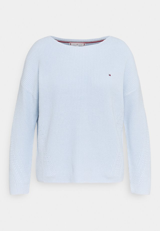 HAYANA BOAT - Jumper - breezy blue