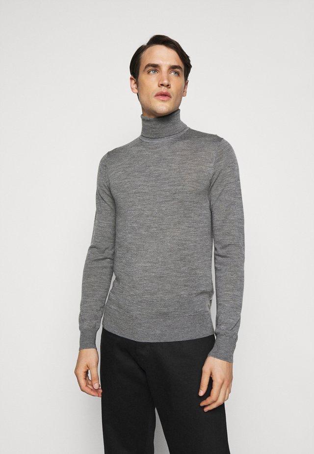 NEVILE - Jumper - med grey mel