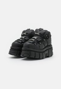 New Rock - UNISEX - High-top trainers - black - 1