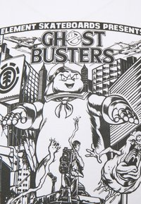 Element - GHOSTBUSTERS X ELEMENT CARNAGE  - Print T-shirt - optic white - 2